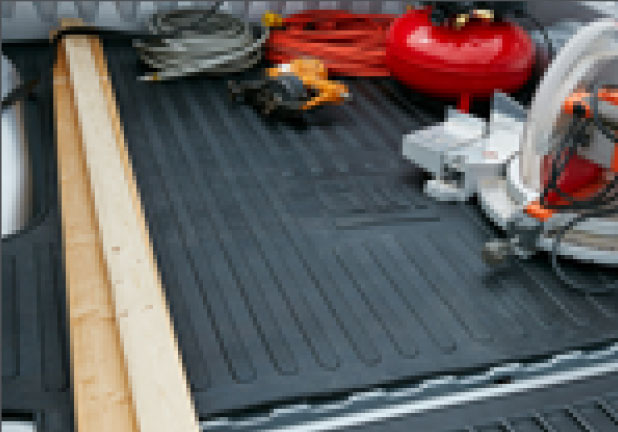 Tapete para área de carga (Cabina extendida y regular)
