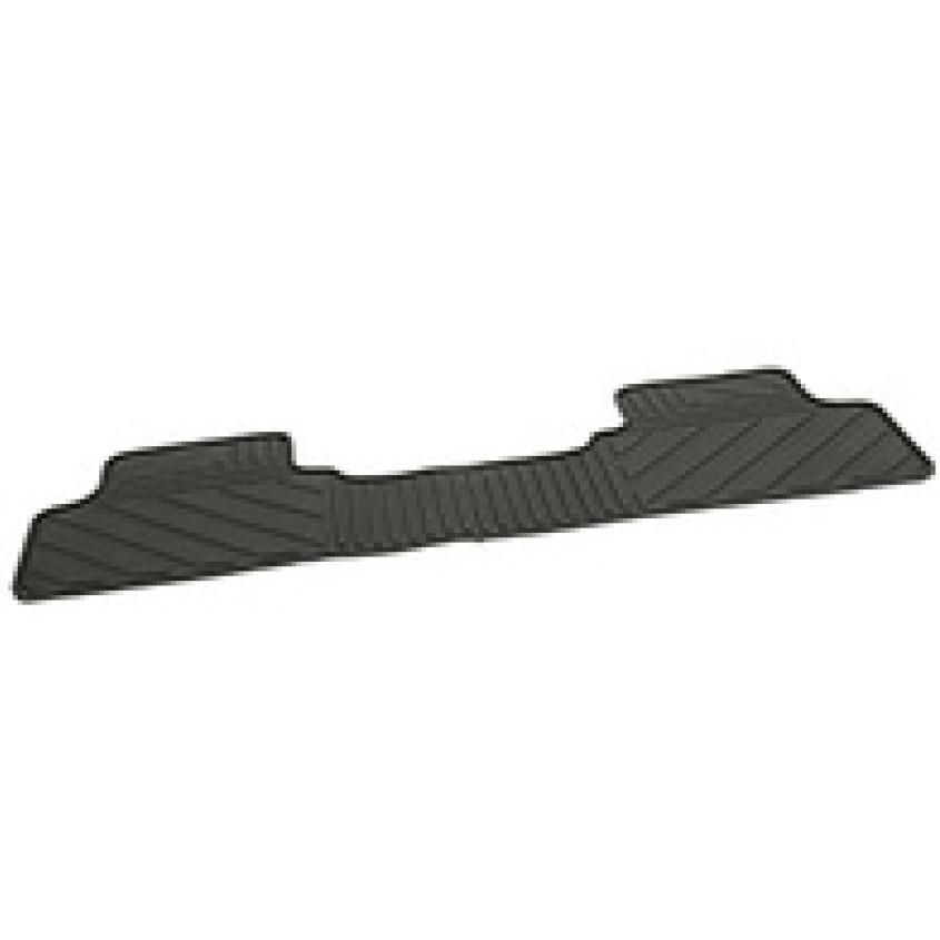 Tapetes de vinil traseros - Color negro