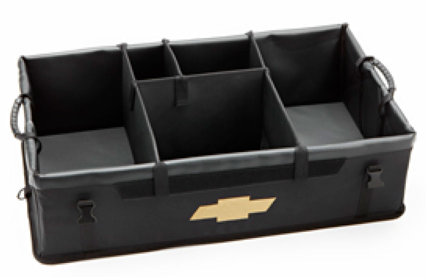 Organizador para área de carga
