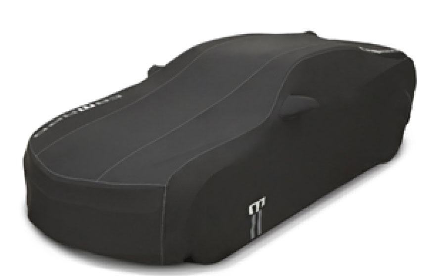 Cubierta de vehículo exterior negra