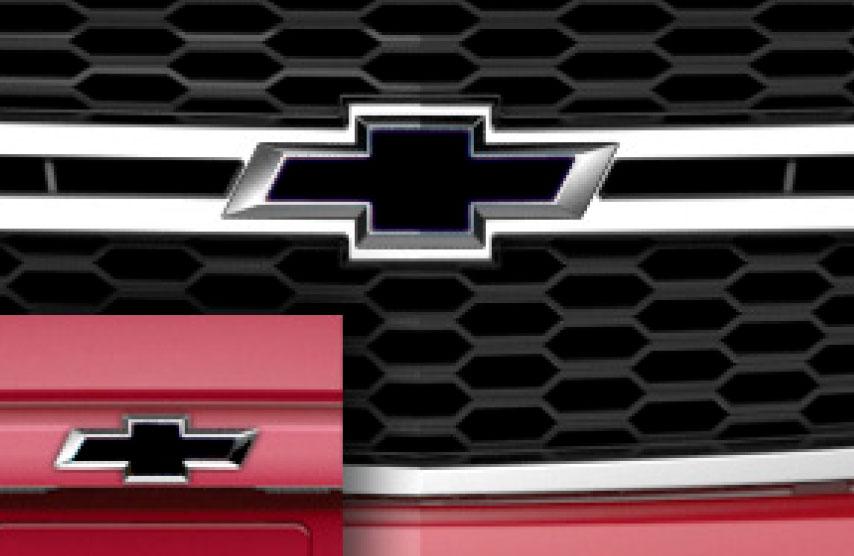 Emblema color negro