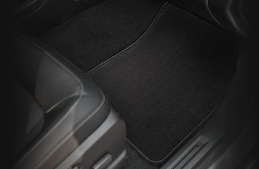 Tapetes de alfombra - Frontales
