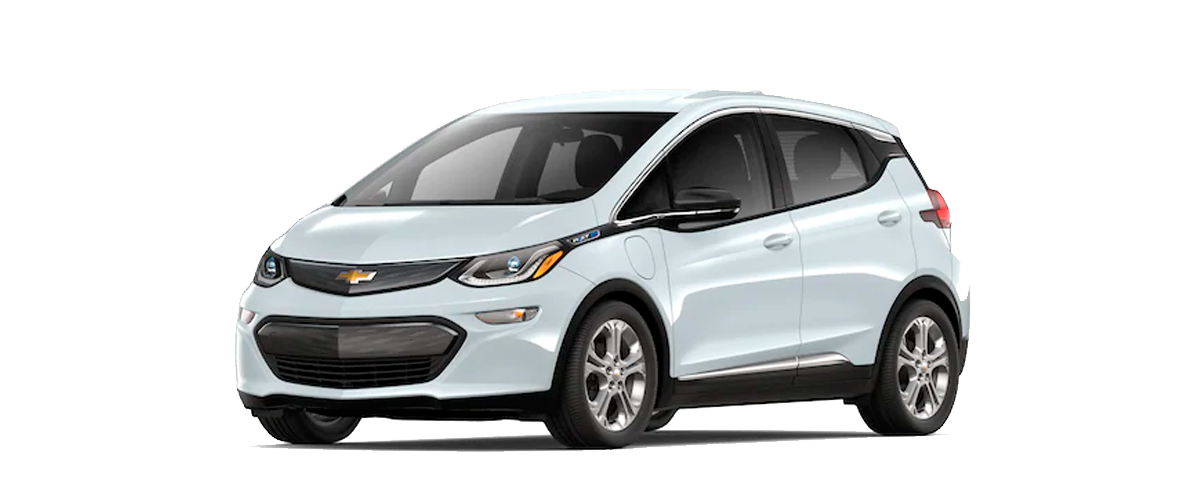 CHEVROLET BOLT EV 2019 BLANCO-NEVADO