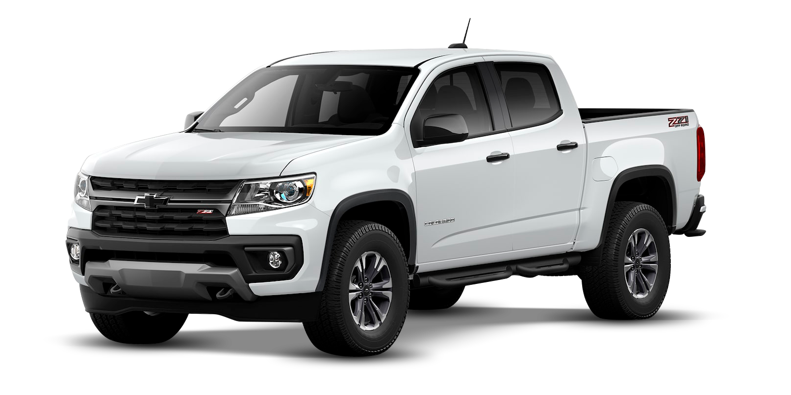 CHEVROLET COLORADO 2021 ROJO LAVA