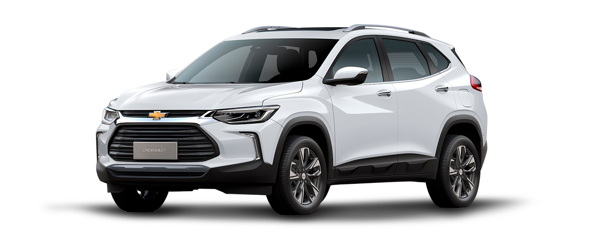 CHEVROLET TRACKER 2021 2021 BLANCO
