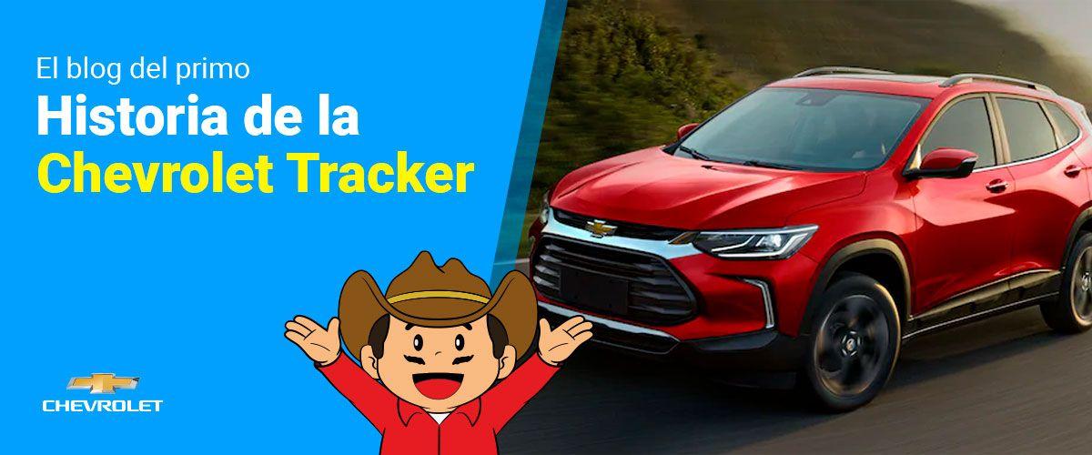 Historia de la Chevrolet Tracker