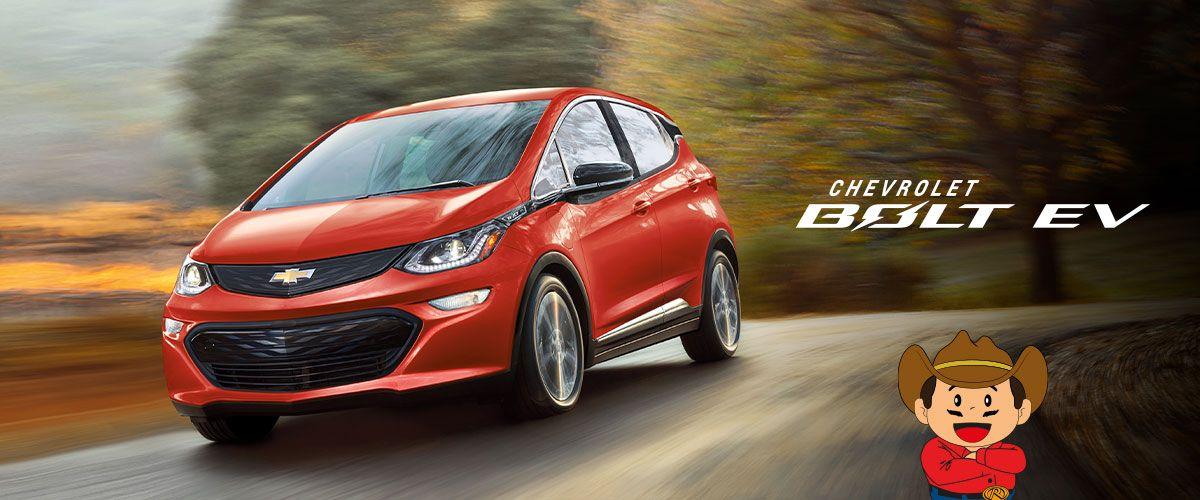 Chevrolet Bolt EV 2020 ¿Mayor autonomía?