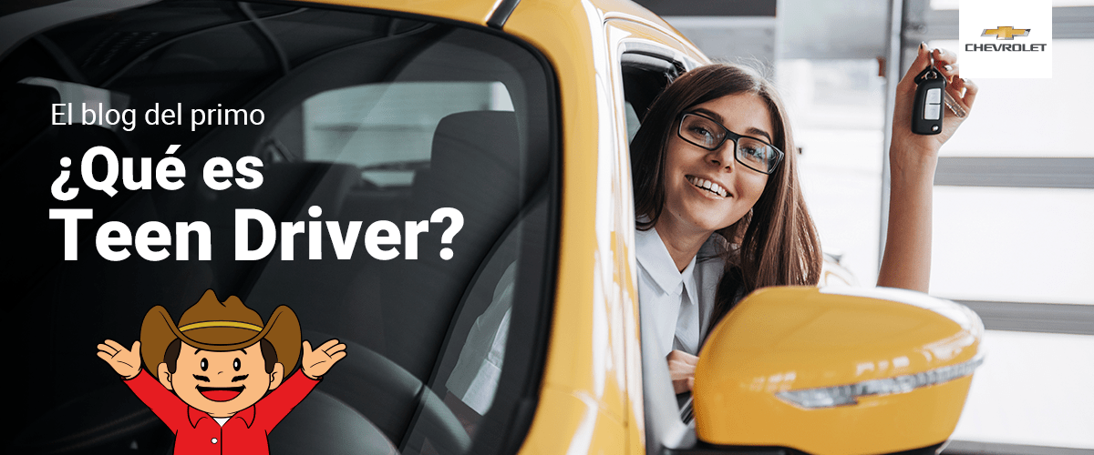 ¿Qué es Teen Driver?