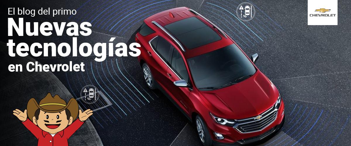 Nuevas tecnologías en Chevrolet