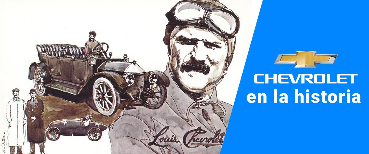Chevrolet en la historia